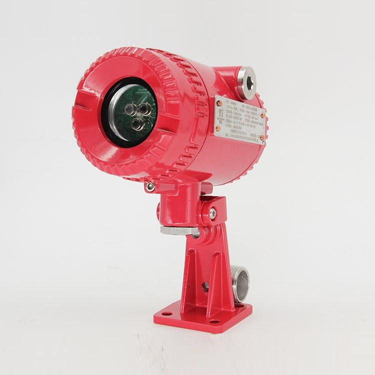 防爆型三波段红外火焰探测器  HK6803A